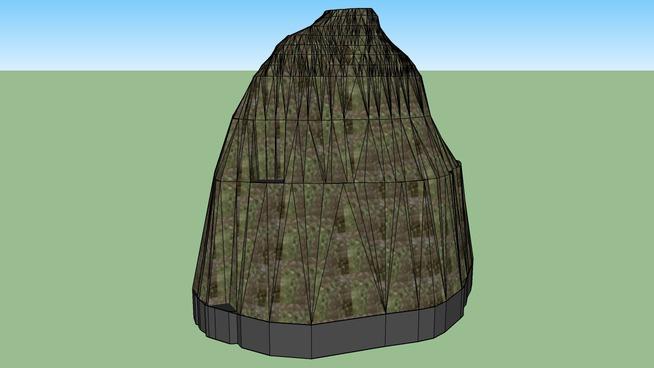 Pedra da Gávea - segunda versão