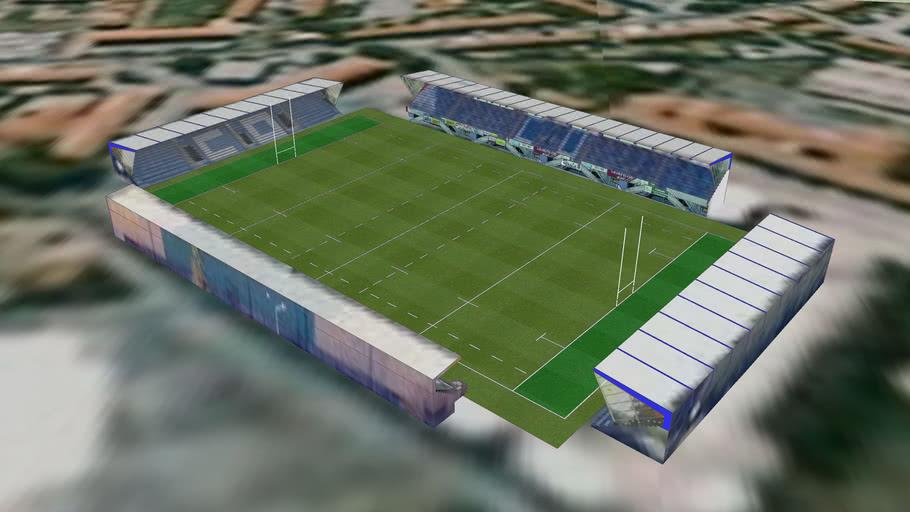 Stade Municipal Pierre-Antoine
