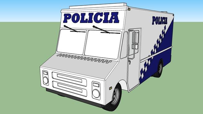 POLICIA DE MADRID SWAT UNIT (NOT REAL)