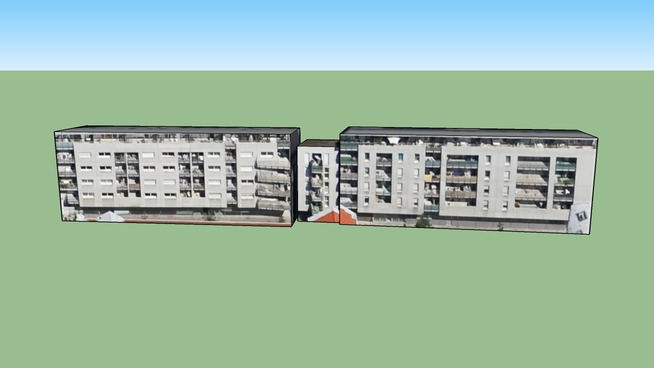 Bâtiment à Lyon 045