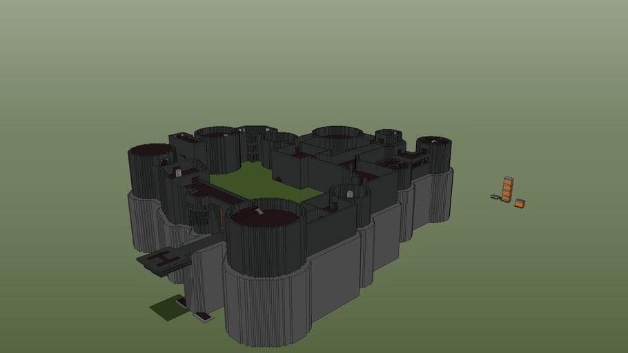 Minecraft Castle Build 3d Warehouse