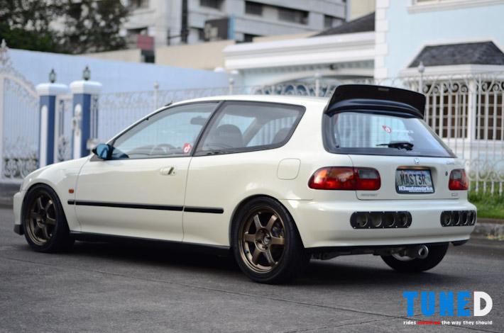 Honda EG