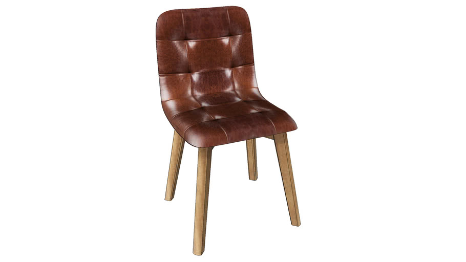 81345 Chair Moritz Leather