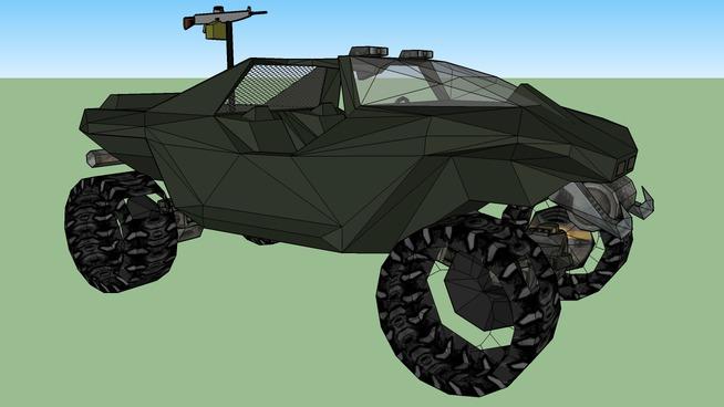 """NWC Gun Truck """"Cheetah"""""""