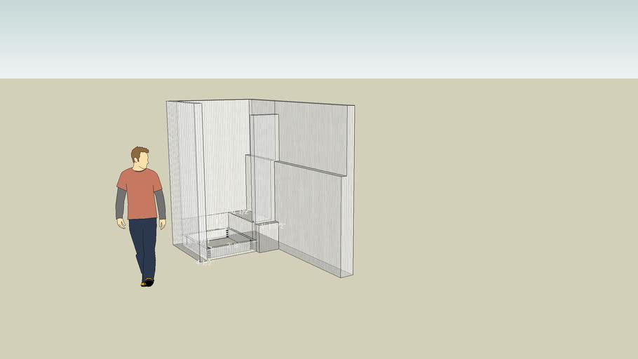 bathroom remodeling lower Level