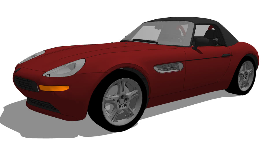 Vehicles - BMW Z8 E52