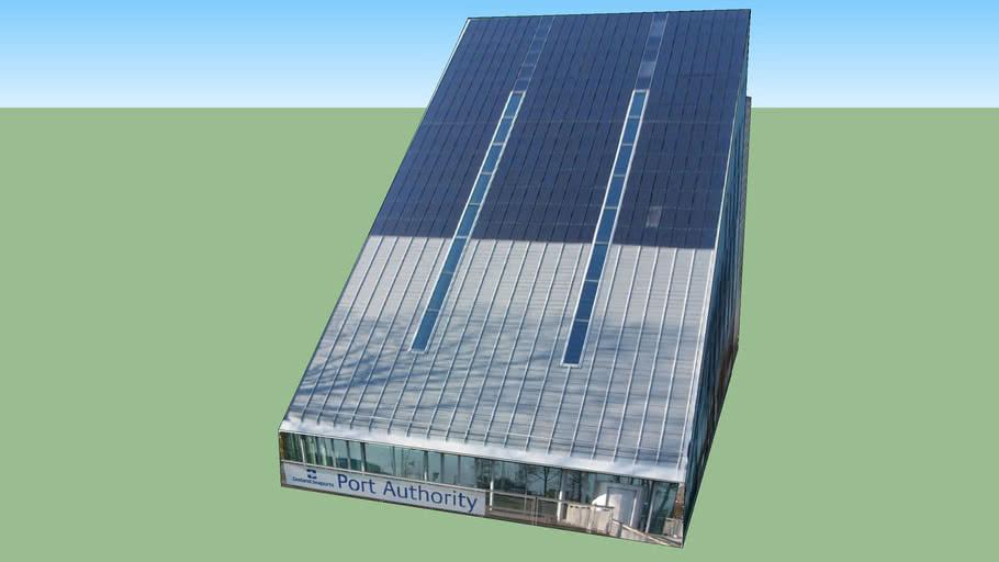 Kantoor van havenschap Zeeland Seaports.