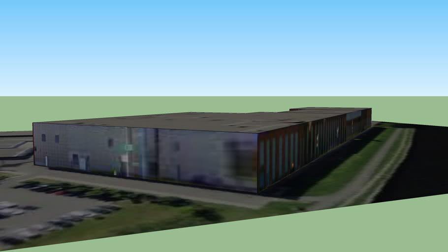 Entrepôt industriel in Pointe-Saint-Charles