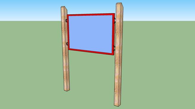 Frame model Beerze