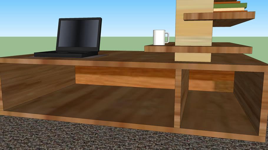 Floor Laptop Table