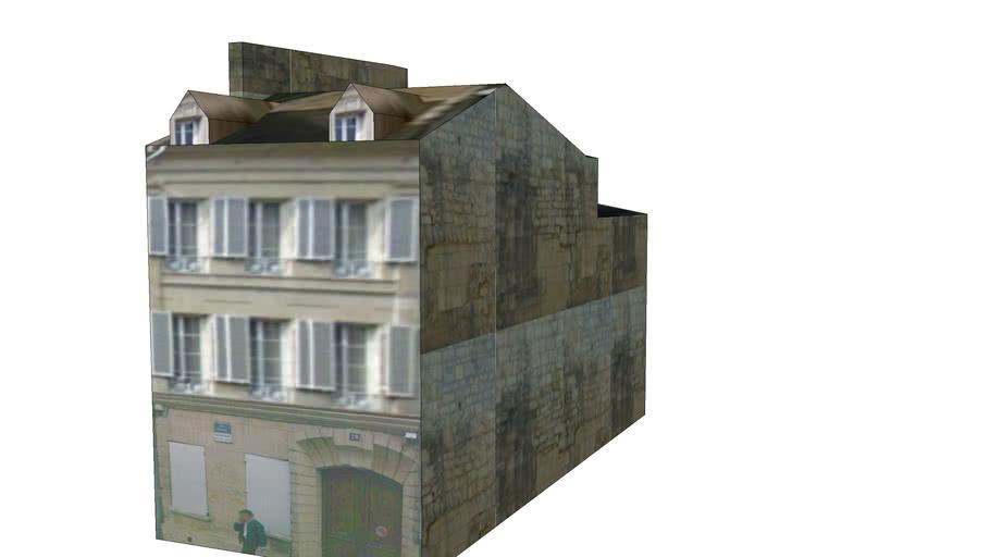 20  Rue Pasteur, 14000 Caen, France