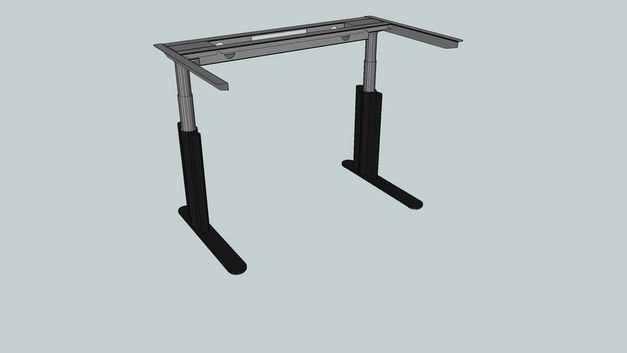 Height Adjustable Base UP