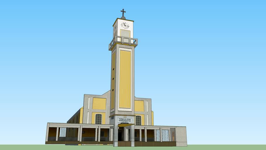 Nové Mesto nad Váhom - evanjelický kostol