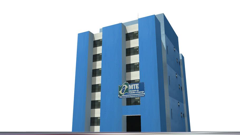 MTE Ministerio do Trabalho e Emprego