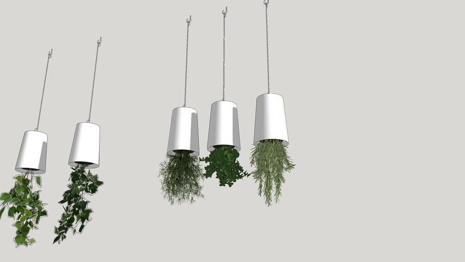 Sky+planter