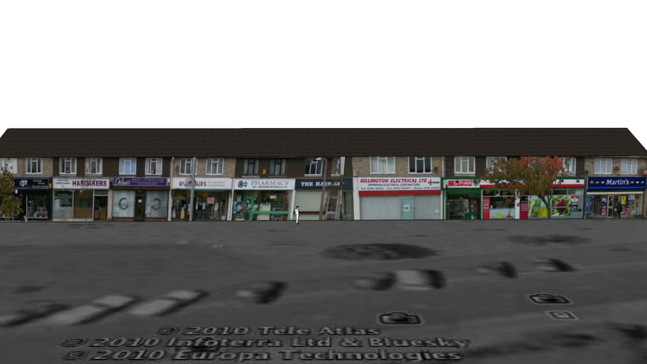 Spar Shops, Formby (Basic)