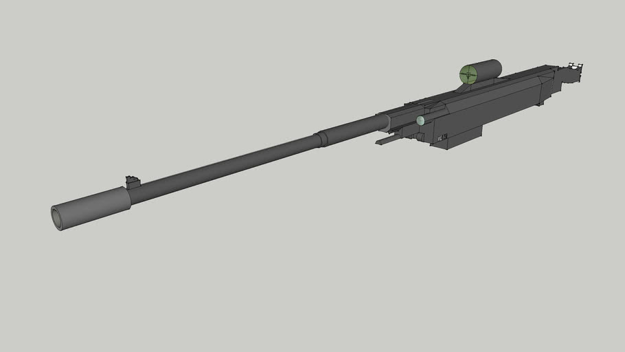 UN sniper rifle (fictional)
