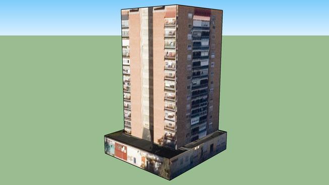 Edificio en Madrid, España , UE