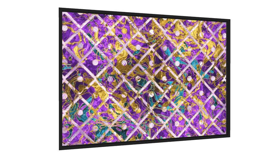 Quadro Pattern LX - Galeria9, por Art Design Works
