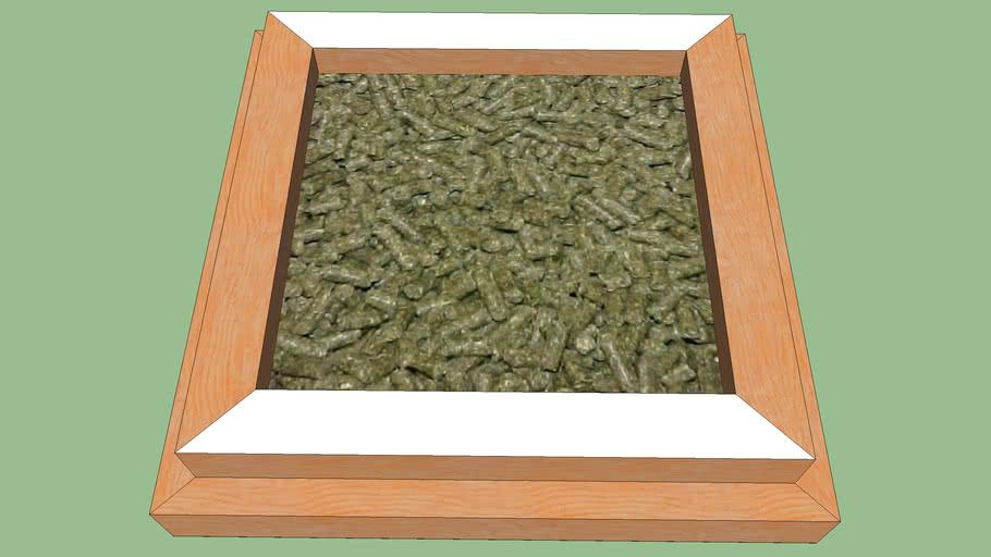 Critter food box