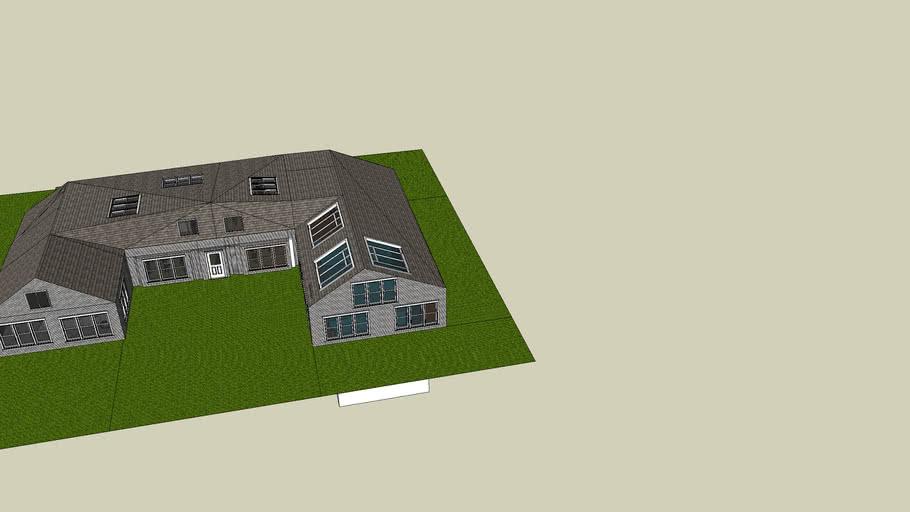 A million Dollar House.