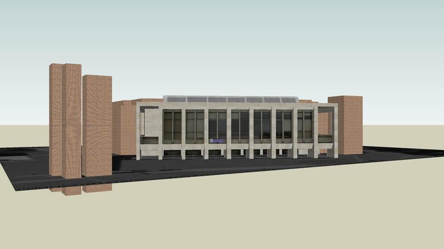 Kane Hall - University of Washington