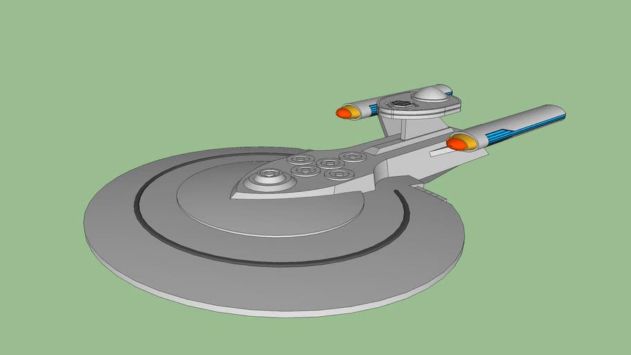 Federation Science vesel