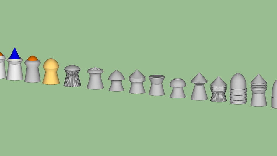 Various Pellets