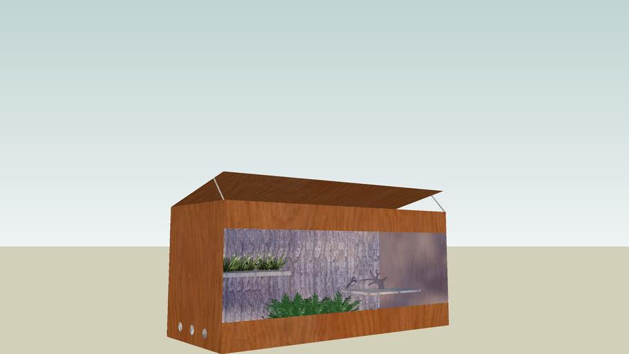 Betonplex Terrarium 200x80x90
