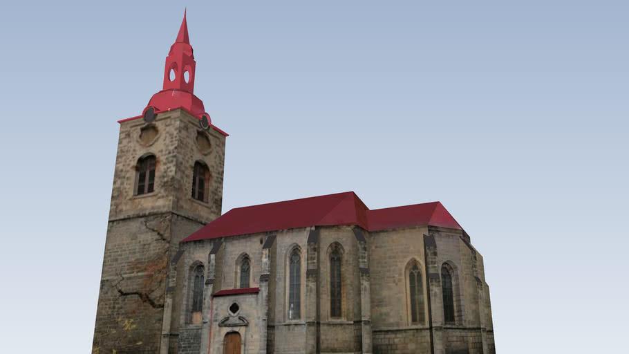 Městský kostel sv. Ignáce z Loyly