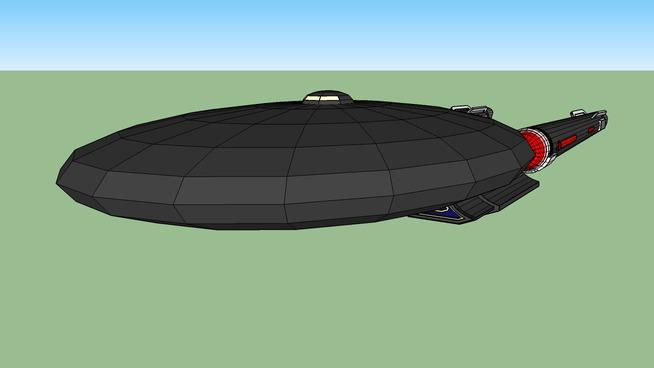 Chameleon Class Starship
