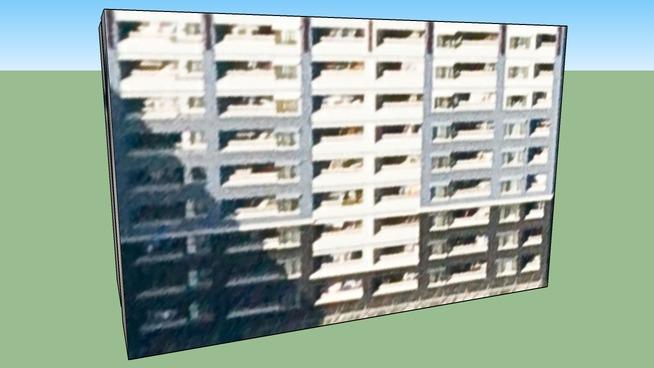 日本神奈川県横浜市にある建物