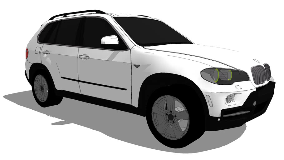 Vehicles - BMW X5 E70