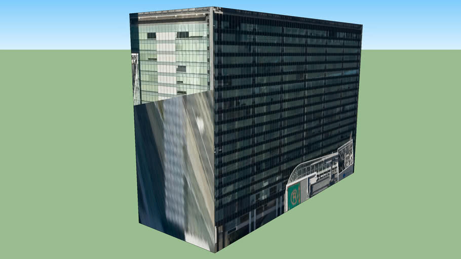 Building in ชิโยะดะ โตเกียว ประเทศญี่ปุ่น
