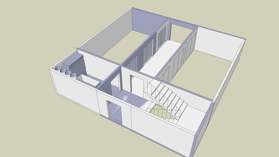 Kern - Aufzug Treppe Technik