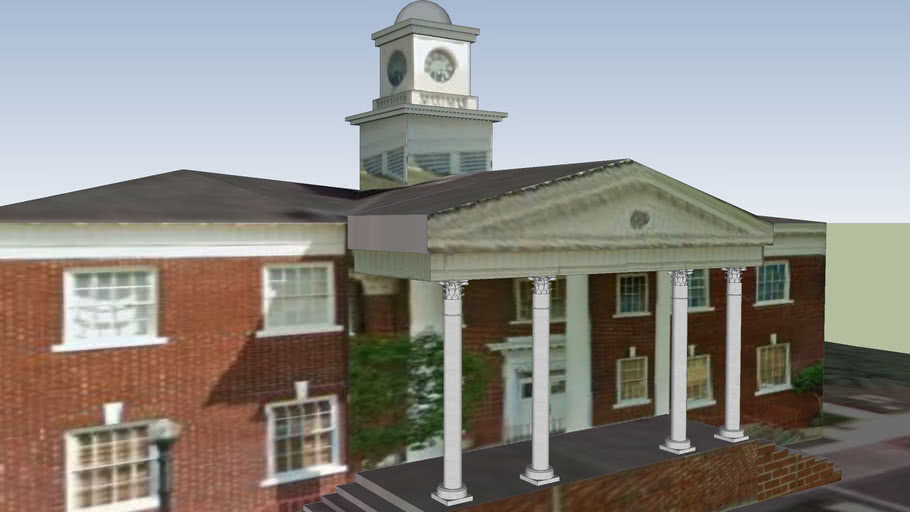 Tarpon Springs Cultural Center (Old City Hall)