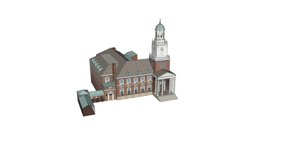 Symmetric Building