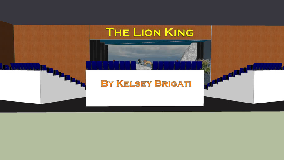 The Lion King on Broadway by Kelsey B.