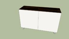 Besta Cabinets