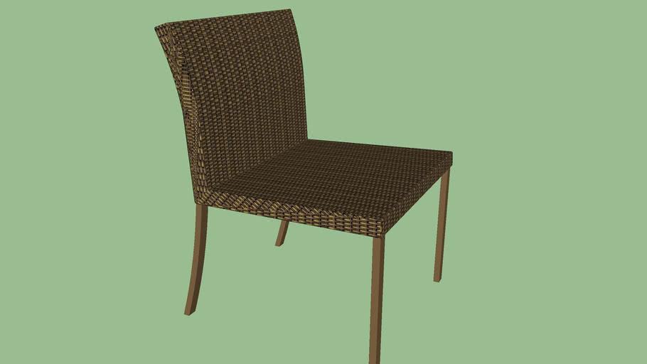 Araça cadeira sem braço