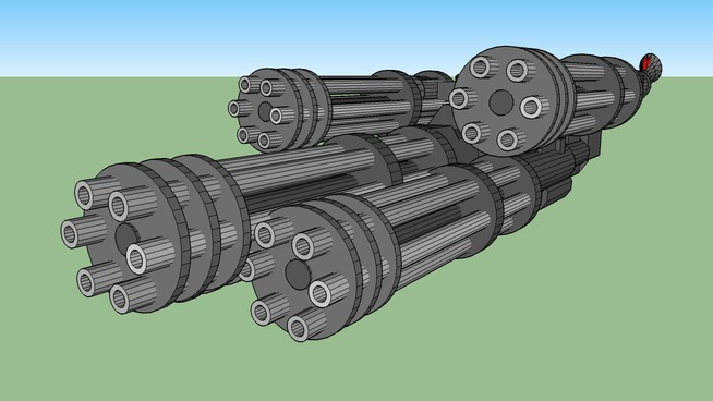 Plasma minigun 5.0