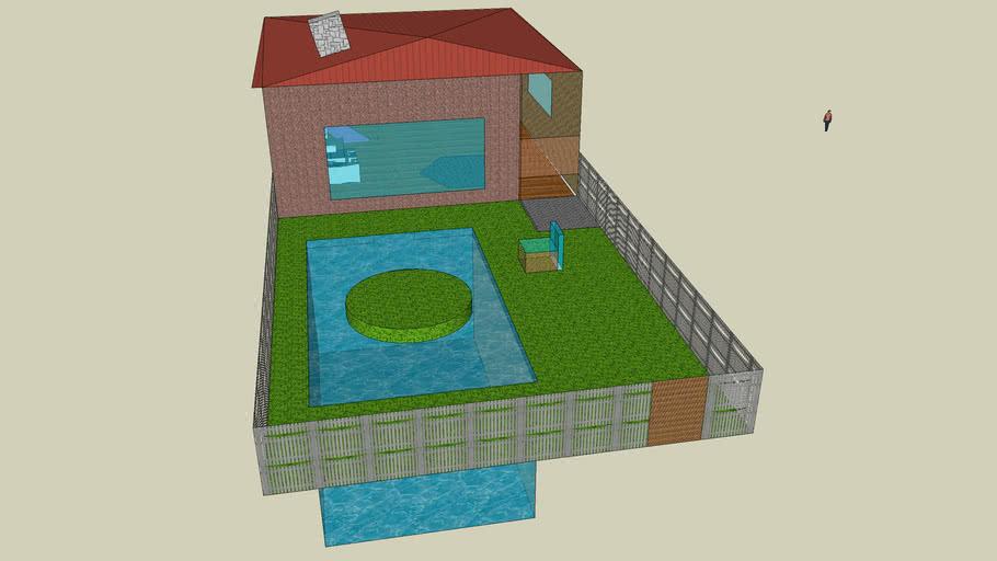 Bir Ev Modeli