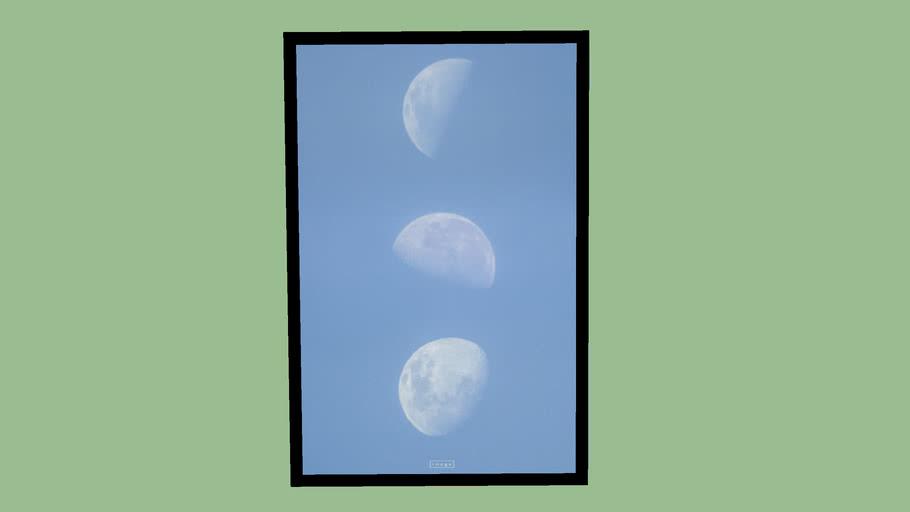 Fases da Lua - Cód.: 053