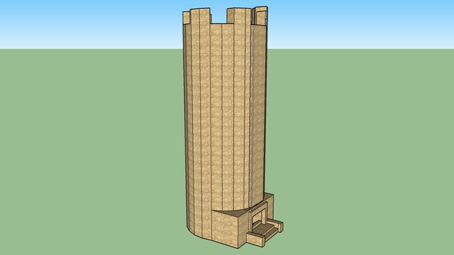 tower unfinished
