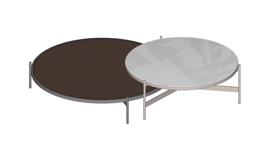 Mesas de centro Rubi