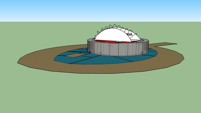 My imaginary Arsenal Stadium
