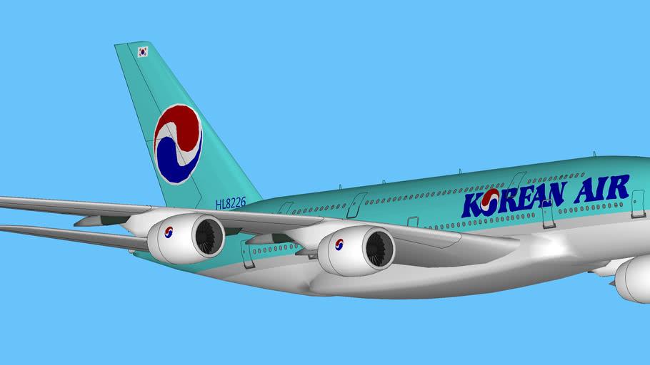 Korean Air A380-800대한 항공