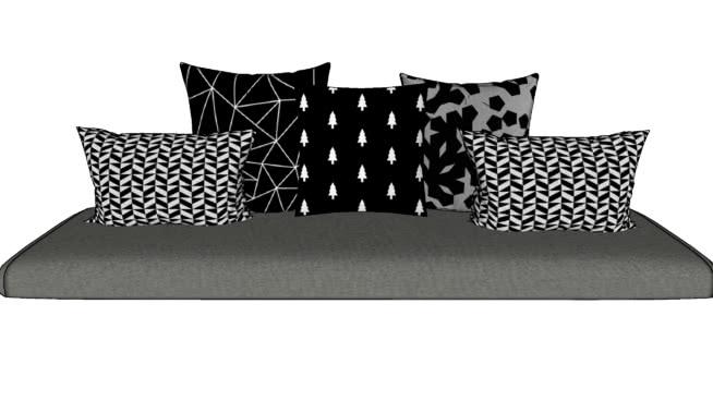 textiles y almohadones