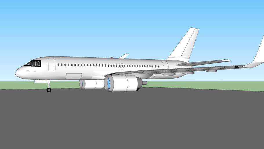 Nariyah Airbus Avanza Jet 13G
