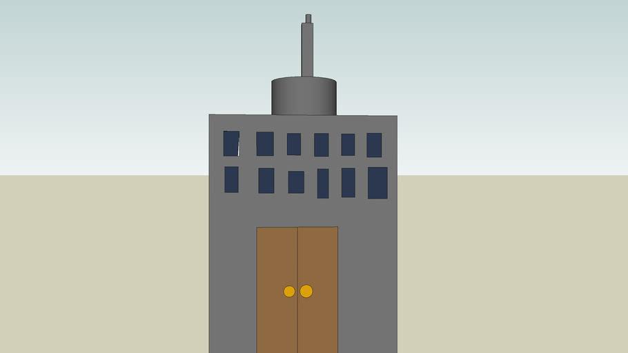 Big door building